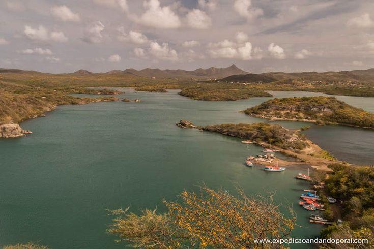 EXPEDIÇÃO ANDANDO POR AÍ...: Baia de Santa Martha, Praia Lagun, Jeremi, Kenepa ...