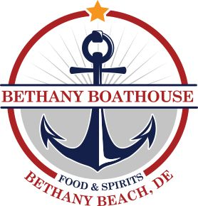 Enjoy munchies, salads, steamed clams & shrimp, burgers, tacos, kid's menu and a full bar at Bethany Boathouse in Bethany DE.