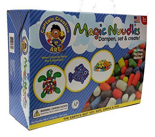 Magic Nuudles Building Blocks Children's Arts and Crafts