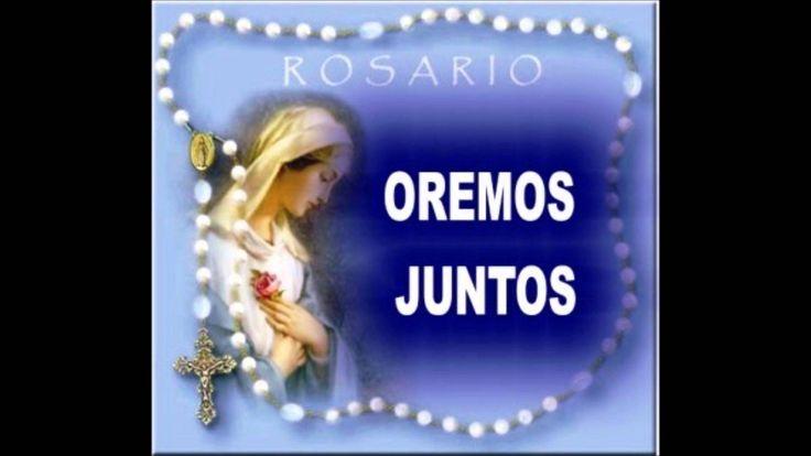 SANTO ROSARIO LUNES Y SABADOS. MISTERIOS GOZOSOS.