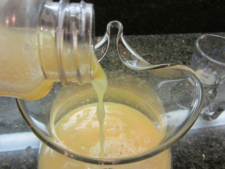 Karrine Steffans' Famous Pineapple Ginger Cleanse