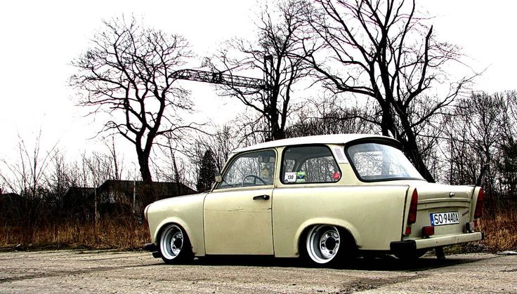Awesome Trabant
