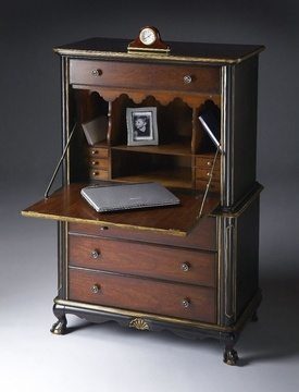17 Best Images About Secretary Chests On Pinterest Furniture Offices And Antiques