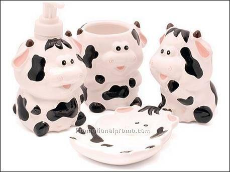 Bathroom Set · Cow KitchenCow PrintBathroom ...