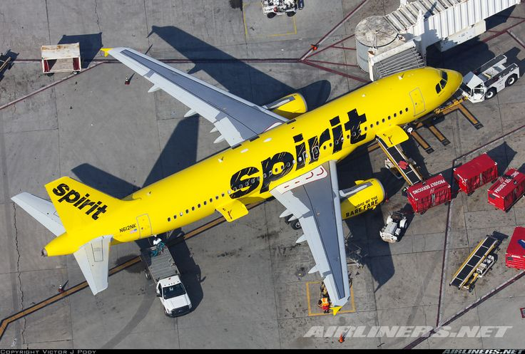 Airbus A320-232 - Spirit Airlines   Aviation Photo #4172711   Airliners.net