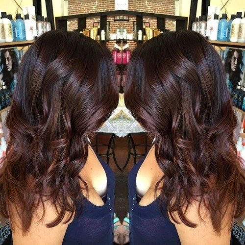 25 Best Ideas About Mahogany Hair Colors On Pinterest