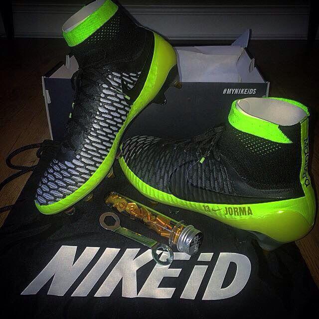 Nike Crampons Id Ukc