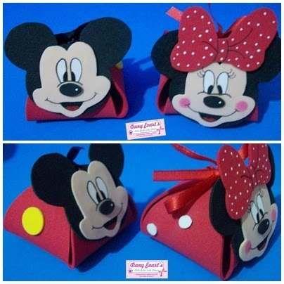 Goma Eva Minnie Mouse | Goma Eva Artesanato
