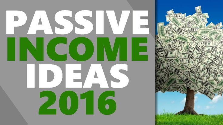 Online Passive Income Ideas You Can Leverage To Compliment Your Day Job Earnings.
