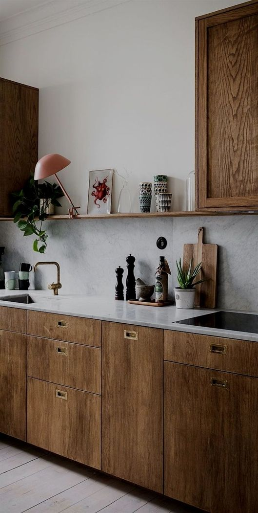 is the all white kitchen trend finally over apartment34 home rh pinterest com