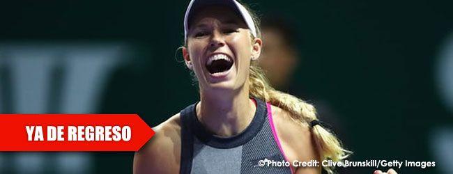 En el 2014, con las invitaciones para su boda ya repartidas, su prometido se arrepintió y decidió romper con ella. Tres años después, Caroline Wozniacki ha logrado sanar todas sus heridas emocionales para renacer en el 2017, ganar la WTA Final en Singapur este fin de semana y ascender al No. 3 del ranking.