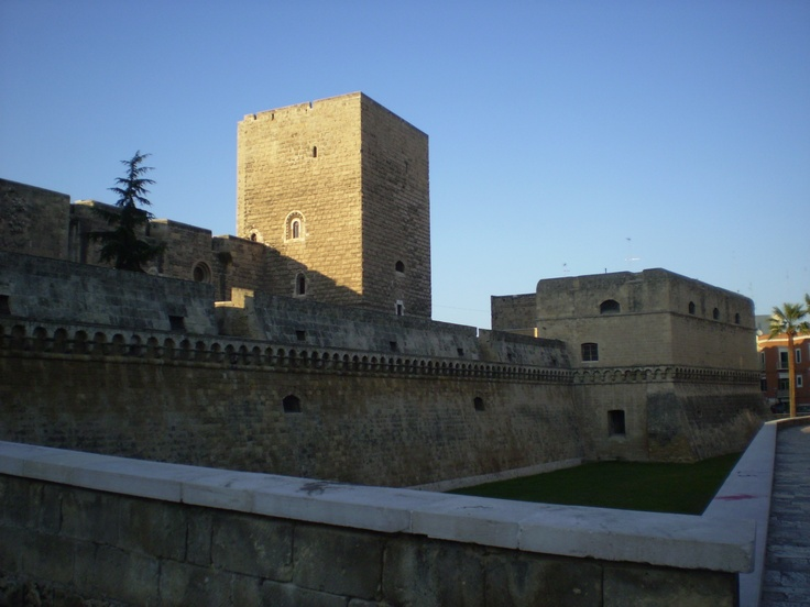 Castello Svevo - Bari
