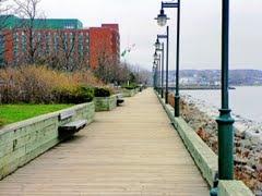 The Sydney-Nova Scotia Boardwalk