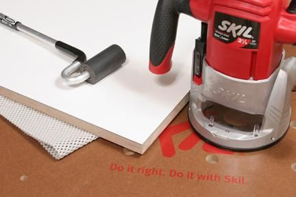 How to Apply Plastic Laminate - Woodworker's Journal