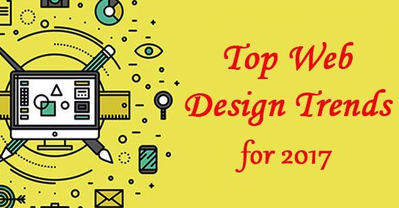 Must Read Our Latest blog on Top Web Design Trends for 2017. if you are web designer, web design company or going to build website for business, first read our blog.   #Like #Comment #Share #WebTrends #webdesigning #Blog #Trends #webdesigner