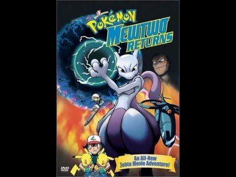 Pokemon - Mewtwo Strikes Back Full Movie - YouTube