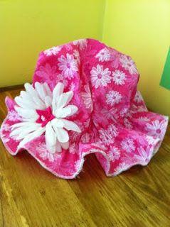 Tenderfeet Stitches: Sew Super Easy Summer Sun Hat!
