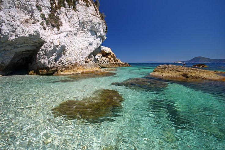 Piscina naturale alla Padulella - Isola d'Elba, Toscana, by Diego De Gasparri