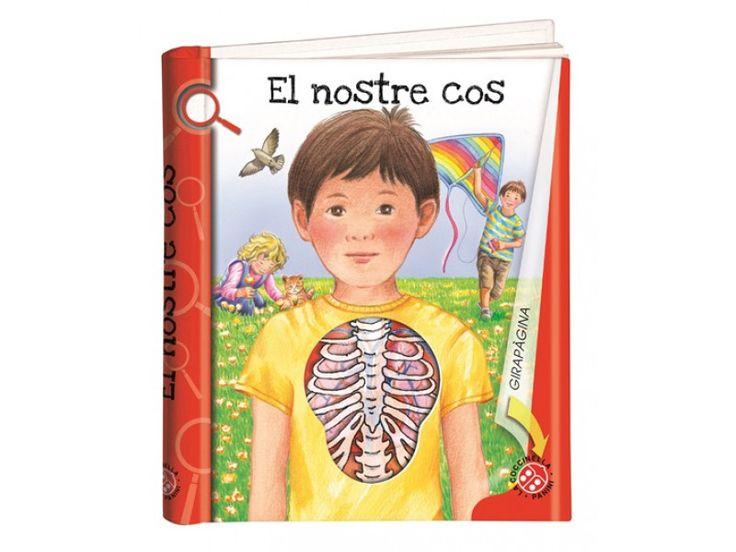Aquesta es una col.lecció de llibres per explorar i coneixer les diferents parts del nostre cos