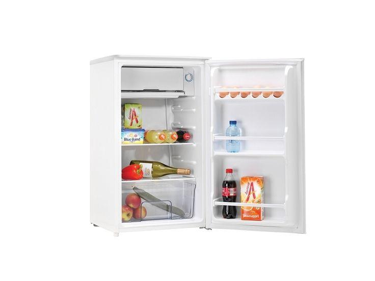 Deze Tristar staande koelkast heeft een inhoud van 90 liter en een vriesvak van 10 liter. Door de speciale afmeting van deze koelkast gemakkelijk door de deur van je caravan. >> http://www.kampeerwereld.nl/tristar-koelkast-kb-7391/