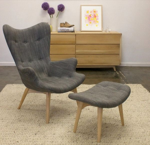 Featherston Contour Chair R160 - Curious Grace