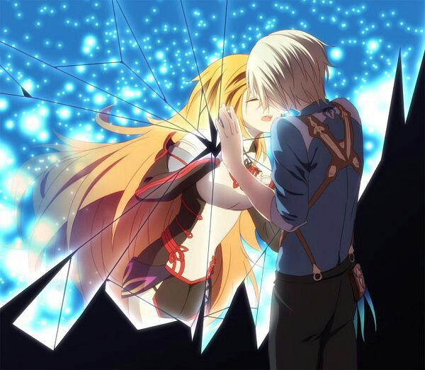 Ludger: I will be with you soon Fractured Milla: I'll wait for you as long as…
