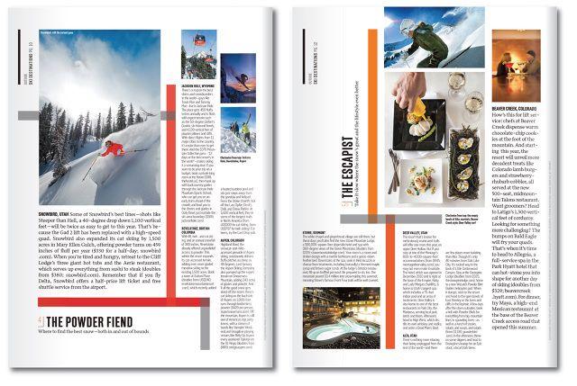 Outside Magazine - Tom Brown Art+Design