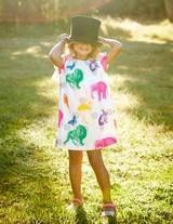 Fun Printed Dress