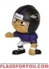 "Ravens Lil' Teammates Series 2 Lineman 2 3/4"" tall"