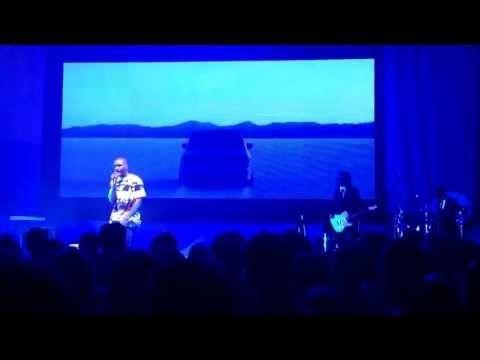 New Frank Ocean track #3 live in Munich 26.06.2013