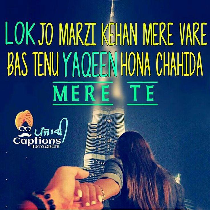 Punjabi written :) lakin perhne main maza aya :) sae likha wa hai