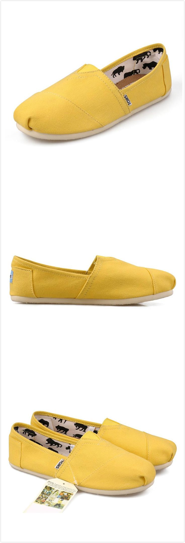 super cheap, TOMS in any style you want. check it out!