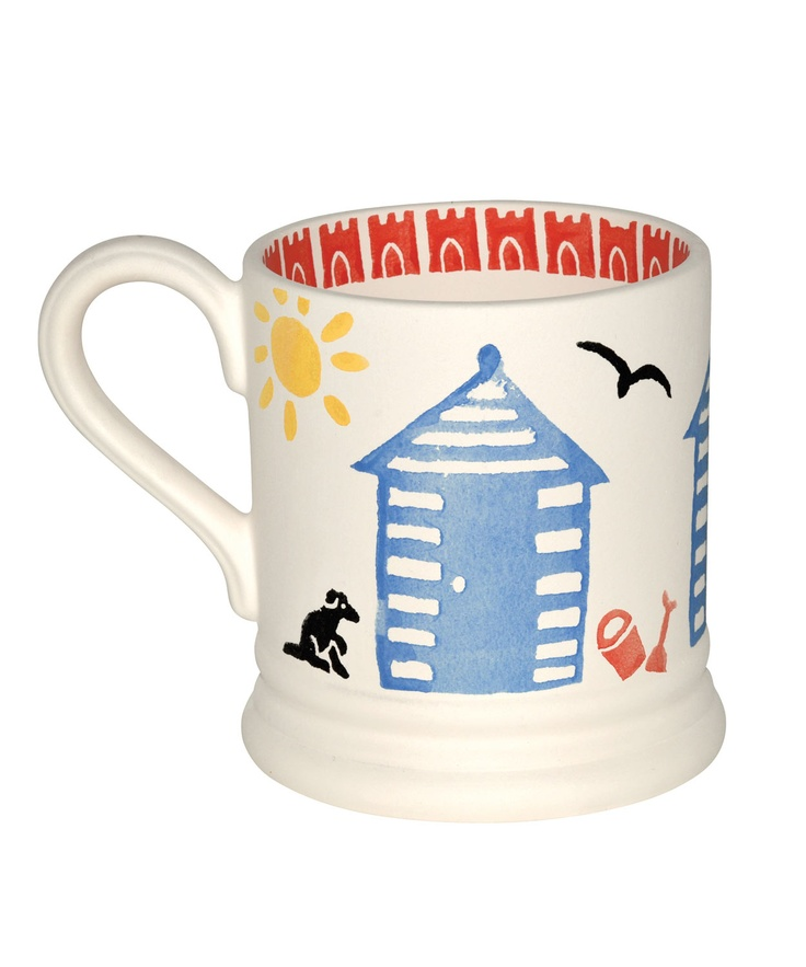 Alice Pyne's Bridgewater mug, available at Liberty