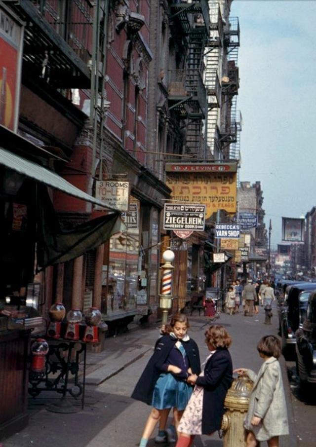 Lower Manhattan NYC 1942 1560 best New