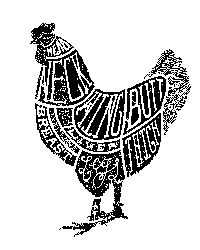 Global Chicken Guide - My favorite places around the world to try every single part of the chicken—from the head to the feet.