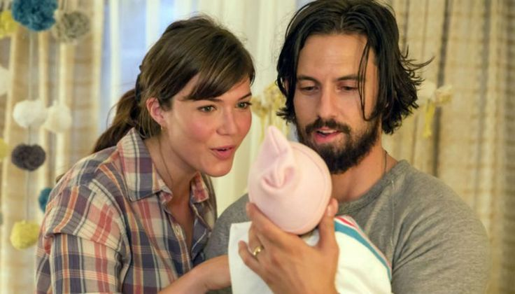 Séries com os atores de Gilmore Girls (This is Us com Milo Ventimiglia (Jess Mariano)