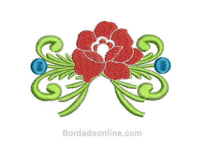 17 best Bordados images on Pinterest   Alfombras, Almohada de ...