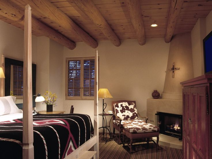 Rosewood Inn of the Anasazi, Santa Fe: New Mexico Hotels : Condé Nast Traveler