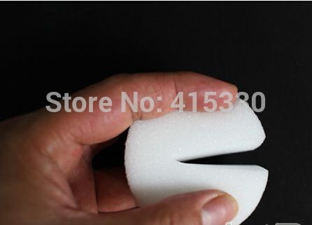 5# sponge balcony water hydroponics Gardening supplies sponge Foam collar for starting seeds for hydroponics system 100pcs