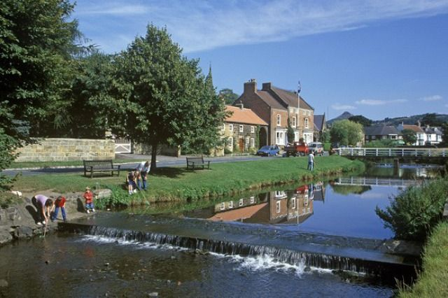 Great Ayton, North Yorkshire | Childhood home of the explorer Captain James Cook