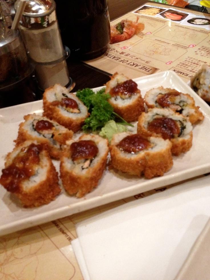Sushi Roll: Food, Sushi Rolls