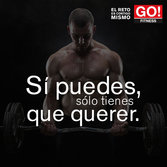 17 best images about frases on pinterest thomas for Solo fitness gym