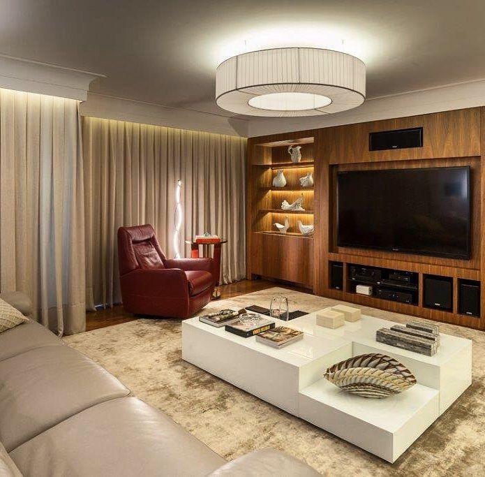 2041 best Home Theater images on Pinterest Living room, Tv - leinwand f amp uuml r wohnzimmer