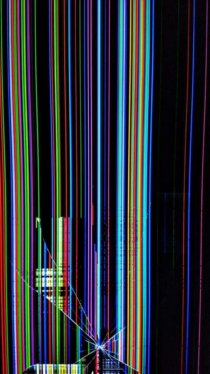 Laptop Cracked Screen Wallpaper Hd | Broken screen ...