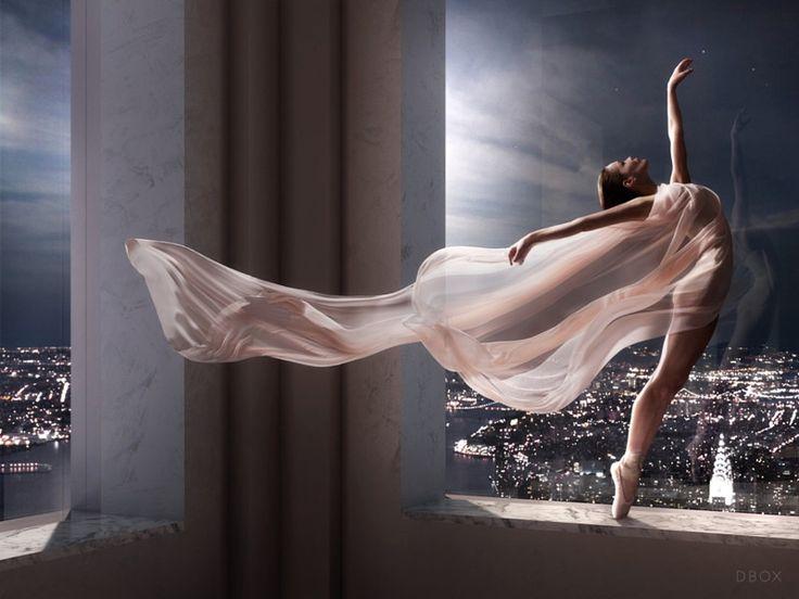 20 завораживающих снимков балерин, за которыми можно наблюдать вечно. Гармония в чистом виде...