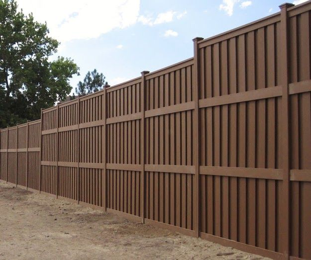 183 best images about trex fencing on pinterest vinyls for High privacy fence ideas