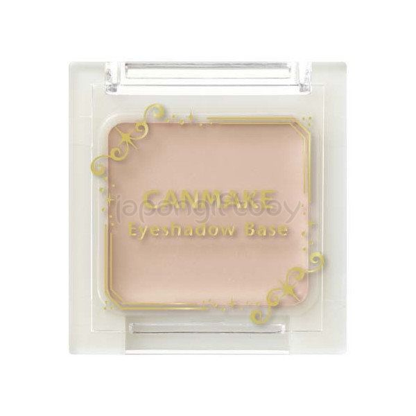 Canmake Eyeshadow Base. Just apply to improve the color of your eyeshadow and…