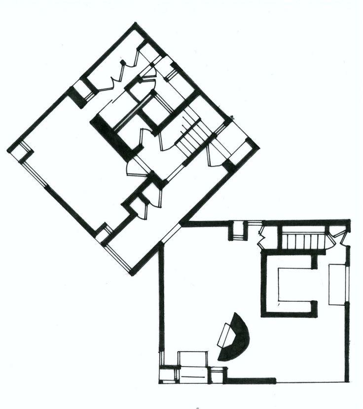 Fisher House - LOUIS KAHN -