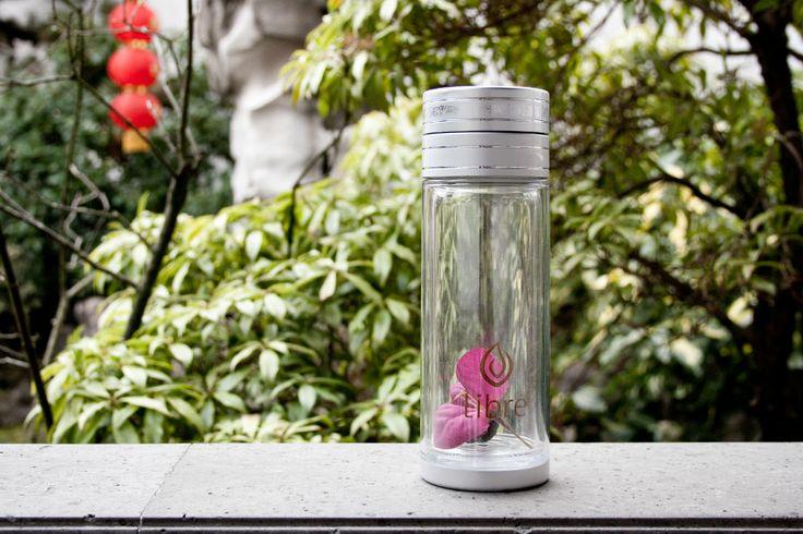 Libre Glass 'N Poly Tea Glass / $26.00