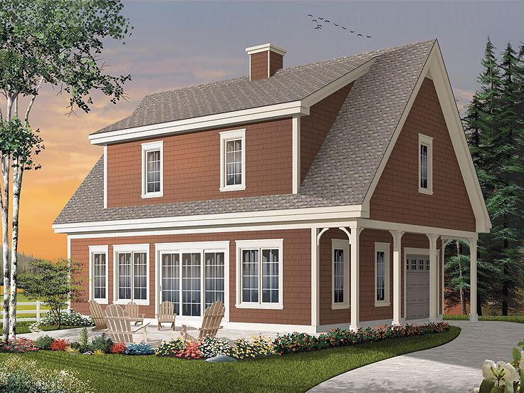 60 best images about carriage house plans on pinterest for Carriage house plans with loft